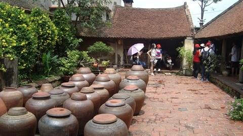 Hanoi : balade dans le village ancien de Duong Lam hinh anh 3
