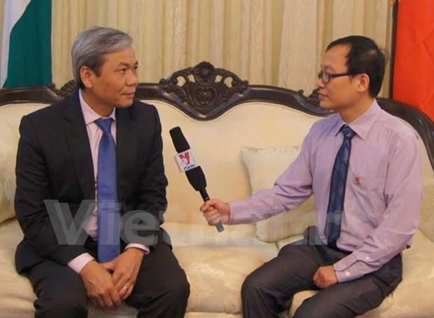 Les relations Vietnam-Inde en plein essor hinh anh 1