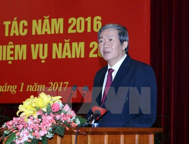 Les activites exterieures du Parti contribuent a consolider la stabilite nationale hinh anh 1