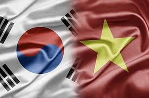Le Vietnam et la R. de Coree echangent des messages de felicitations hinh anh 1