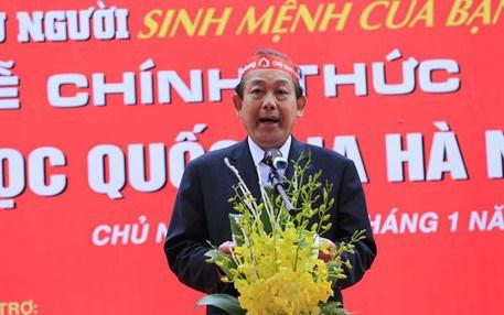 Hanoi : le mouvement