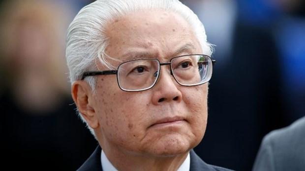 Le president singapourien attendu au Cambodge et au Laos hinh anh 1