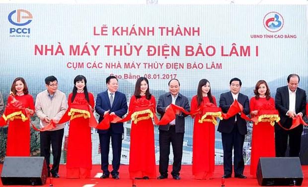 Le Premier ministre Nguyen Xuan Phuc en visite a Cao Bang hinh anh 2