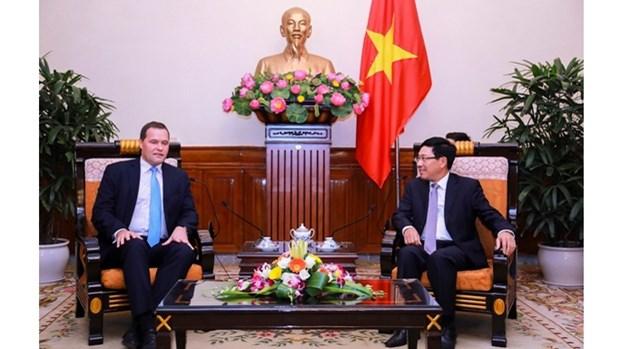 Pour le renforcement des echanges commerciaux entre le Vietnam et la Republique tcheque hinh anh 1
