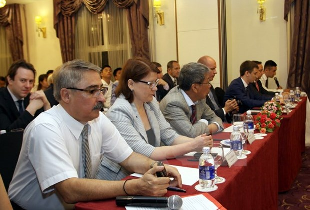 Forum d'entreprises Vietnam-Bashkortostan hinh anh 1