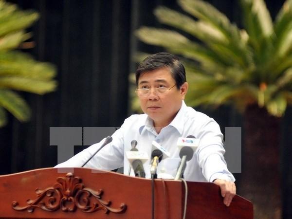 Ho Chi Minh-Ville invite les entreprises americaines a participer au developpement urbain hinh anh 1