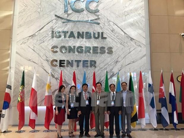 Renforcement du role du Vietnam au sein des forums multilateraux hinh anh 1