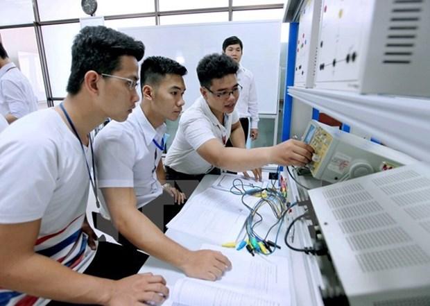 L'Universite Ton Duc Thang parmi les 200 meilleures installations ecologiques mondiales hinh anh 1