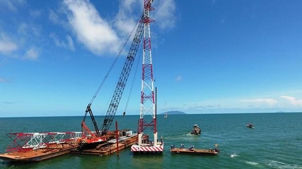 Plus de 1.700 milliards de dongs investis dans les projets d'ouvrages electriques hinh anh 1