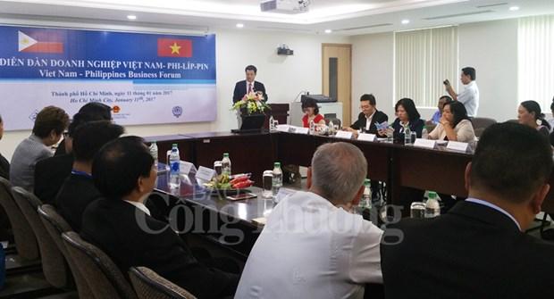 Renforcer le commerce entre le Vietnam et les Philippines hinh anh 1