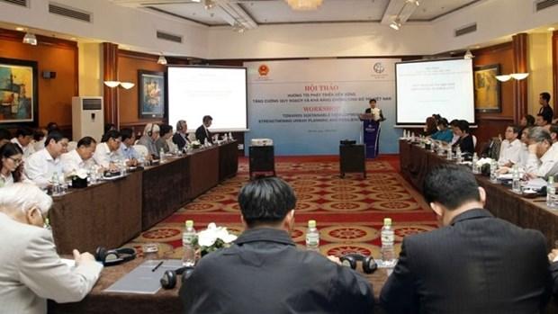 Amelioration de l'amenagement et de la resilience urbaine au Vietnam hinh anh 1