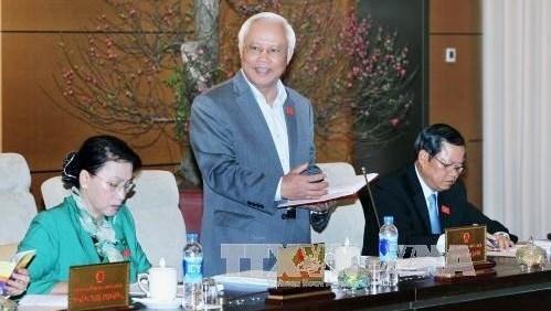 Deux projets de resolution adoptes a la 6e session du Comite permanent de l'AN hinh anh 1