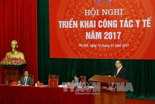Le secteur de la sante s'oriente vers l'objectif de satisfaire les patients hinh anh 1