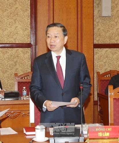 Vietnam-Chine : renforcement de la cooperation dans la securite et la defense hinh anh 1