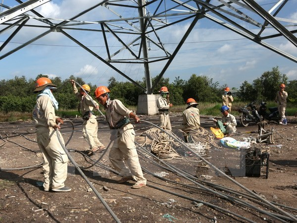 L'EVN attire 2,96 milliards de dollars pour des projets d'electricite hinh anh 1