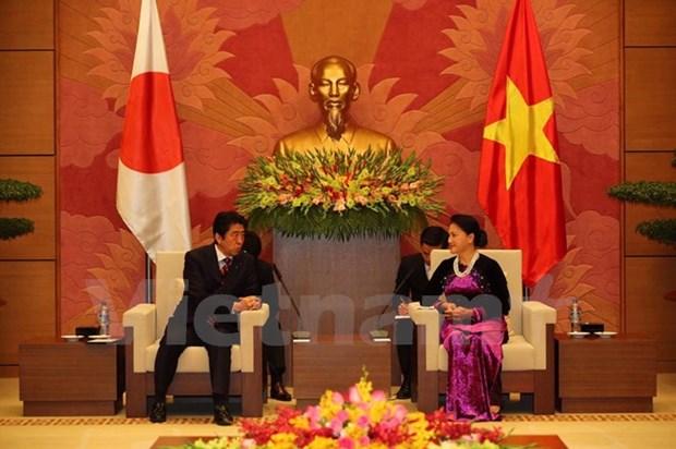 Le Vietnam attache de l'importance a ses liens avec le Japon hinh anh 1