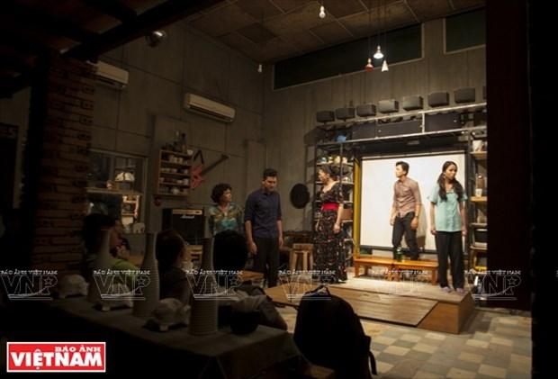 Cafe-theatre - un nouveau style a Ho Chi Minh-Ville hinh anh 1