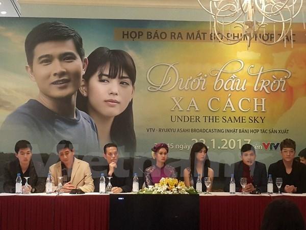 Telefilm : diffusion d'une coproduction Vietnam-Japon hinh anh 1