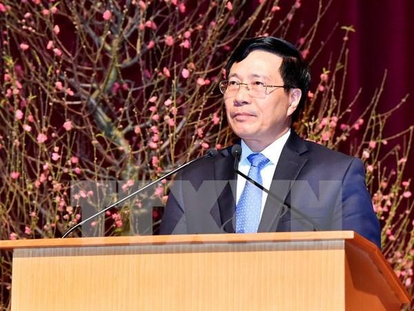 Le ministere des AE s'interesse aux activites de l'Annee de l'APEC 2017 hinh anh 1