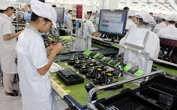 Le Vietnam ou la reussite d'un modele de developpement asiatique, selon Bloomberg hinh anh 1