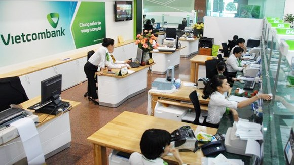 Vietcombank, premiere banque au Vietnam hinh anh 1
