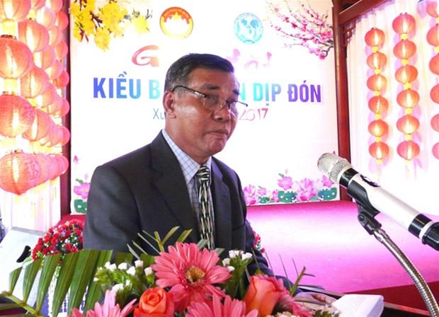 Dak Lak: Rencontre des Viet kieu a l'occasion du Tet traditionnel hinh anh 1