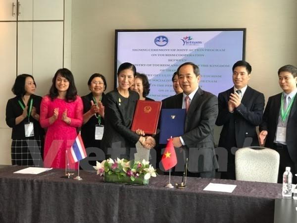 Promotion de l'annee nationale du tourisme au Nord-Ouest sur le marche de l'ASEAN hinh anh 1