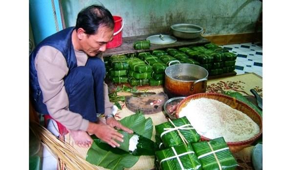 Six villages de metier de Hanoi tres connus pour les produits du Tet hinh anh 1
