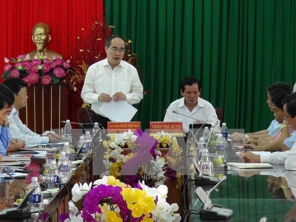 Tra Vinh: promotion de l'economie cooperative pour un developpement durable hinh anh 1