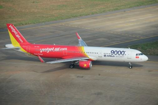 Vietjet va ouvrir la ligne directe Hanoi - Singapour en avril prochain hinh anh 1