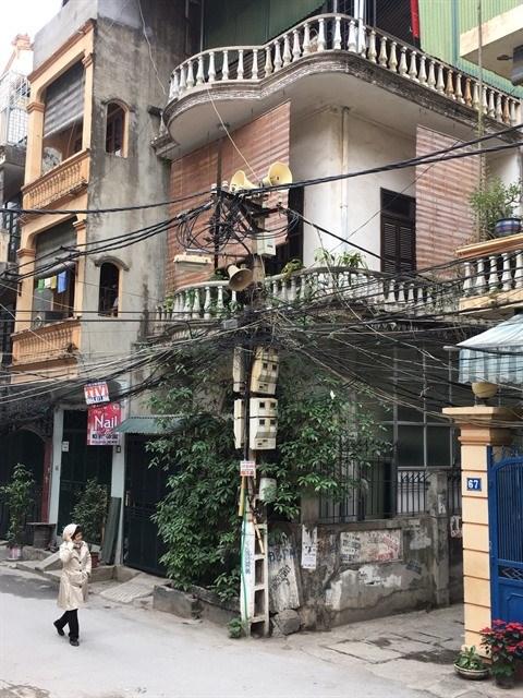 Clap de fin pour les haut-parleurs de quartier a Hanoi ? hinh anh 1