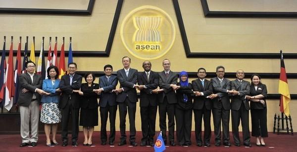 L'ASEAN et l'Allemagne discutent des mesures pour intensifier leurs relations hinh anh 1