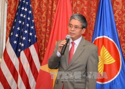Le Vietnam et les Etats-Unis partagent nombre d'interets hinh anh 1