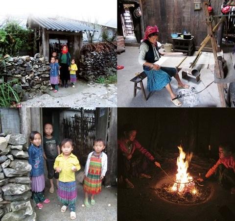 Une journee avec les H'Mong de Meo Vac hinh anh 2