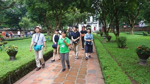 Hanoi est pret pour le decollage touristique hinh anh 1