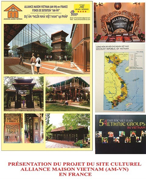 Alliance Maison Vietnam: Passerelle socio-culturelle France – Vietnam hinh anh 1