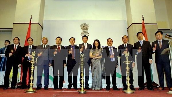 La fete nationale indienne celebree a Ho Chi Minh-Ville hinh anh 1