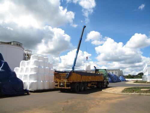 Exportation d'hydroxyde d'aluminium au Japon et en R. de Coree hinh anh 1