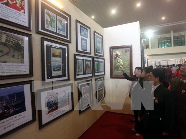 Exposition sur les archipels de Hoang Sa et Truong Sa a Thanh Hoa hinh anh 1