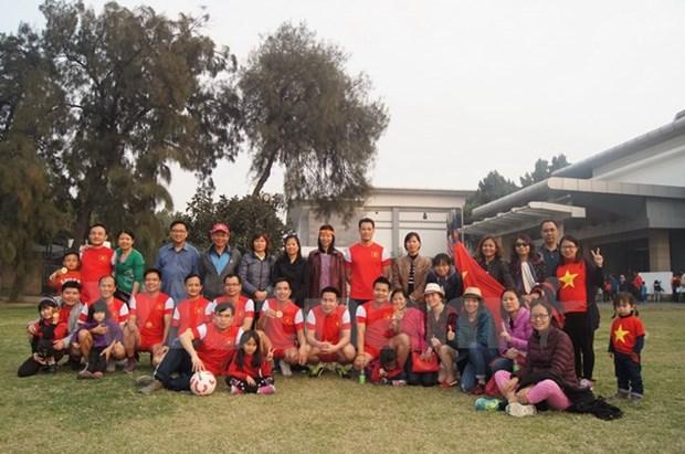 Le Vietnam remporte le tournoi de futsal des ambassades de l'ASEAN en Inde hinh anh 1