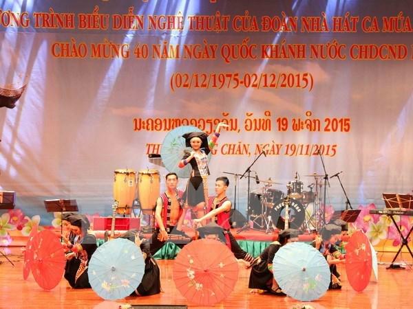 Promotion du developpement integral des relations Vietnam-Laos hinh anh 1