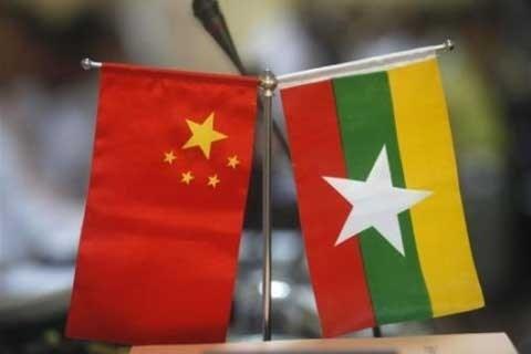 Chine-Myanmar : consultation sur la diplomatie et la defense hinh anh 1