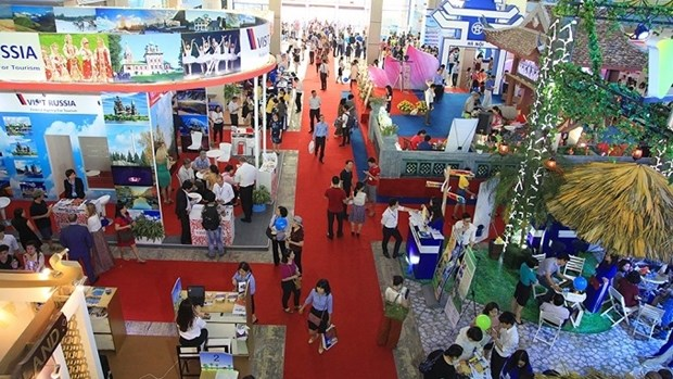 Bientot la foire internationale du tourisme de Hanoi 2017 hinh anh 1