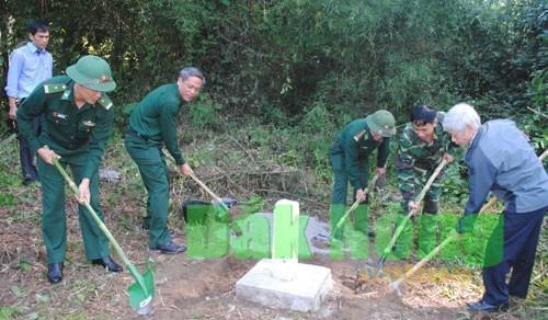 Construction d'un reseau de bornes subsidiaires Dak Nong-Mondulkiri (Cambodge) hinh anh 1