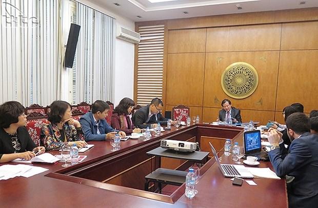 Le WTF propose d'organiser au Vietnam une reunion mondiale sur le tourisme hinh anh 1