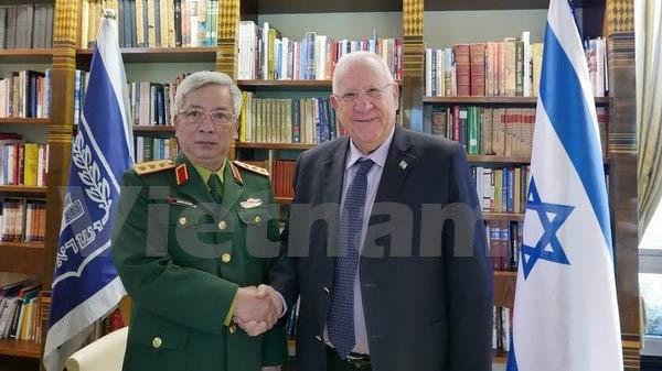 Vietnam - Israel: Dynamiser la cooperation dans la defense hinh anh 1