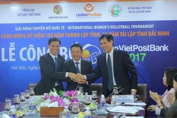 Bientot le tournoi international de volleyball feminin a Hanoi hinh anh 1