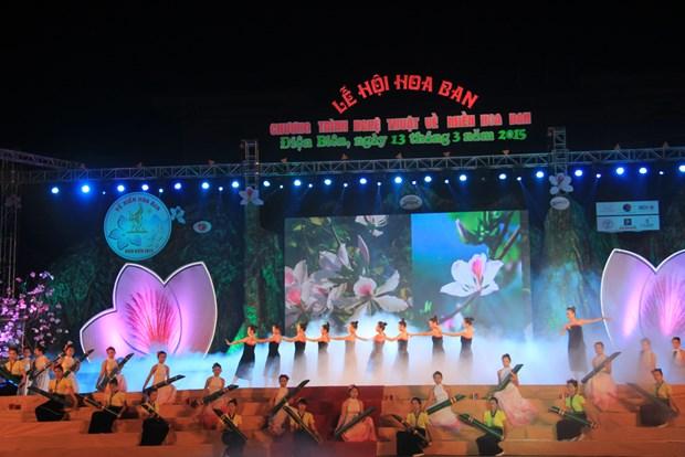 De nombreuses activites attrayantes lors de la fete de la fleur bauhinie de Dien Bien 2017 hinh anh 1