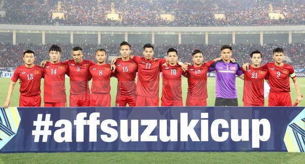 Football : le Vietnam conserve la 136e place mondiale hinh anh 1
