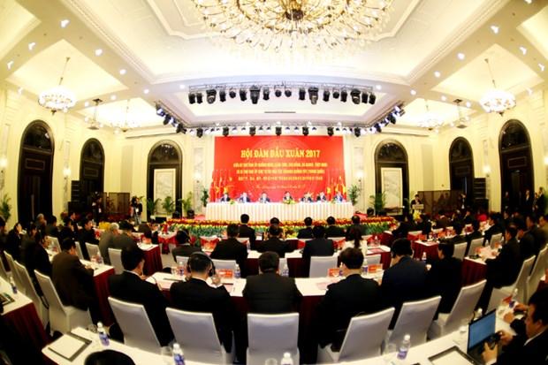 Cooperation entre les provinces frontalieres vietnamiennes et la region autonome Zhuang du Guangxi hinh anh 1
